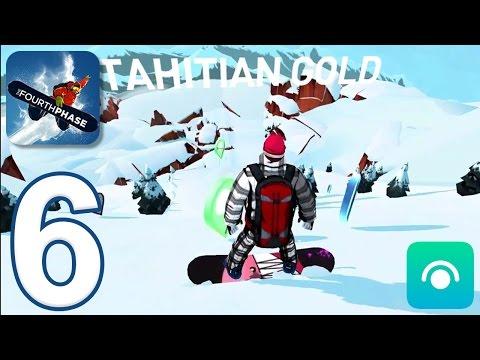 Snowboarding The Fourth Phase - Gameplay Walkthrough Part 6 - Cheja 3/6 (iOS, Android)
