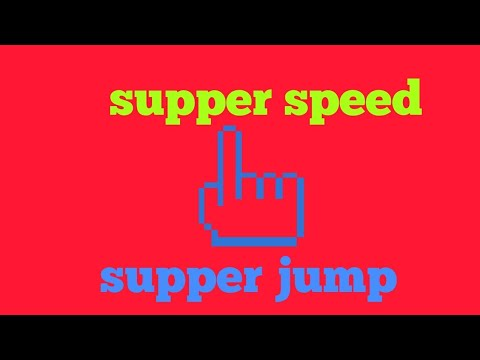 Minecraft how to get super speed and super jump Xbox one,pc,