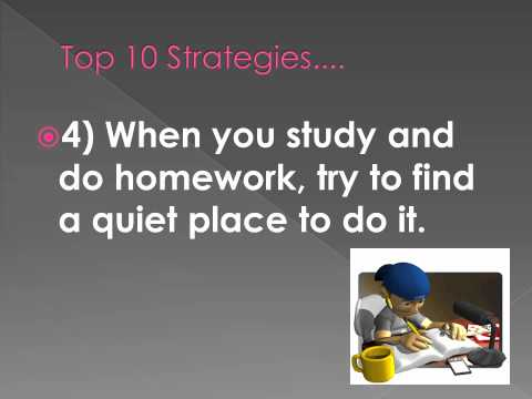 Top 10 Strategies to improve your math grade by Jason Gibson