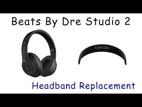 JoesGE.com How to Repair Beats By Dre Studio 2 3 Wired Wireless Broken Snapped Headband