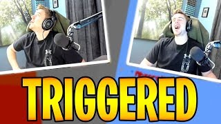 THE MOST TRIGGERING SKYWARS VIDEO EVER! (Hypixel Skywars)