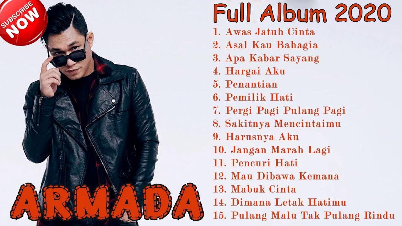 Download Lagu ARMADA BAND [ Full Album 2020 ]   Lagu Indonesia Terbaru & Terpopuler 2020 ~ Awas Jatuh Cinta MP3 Gratis