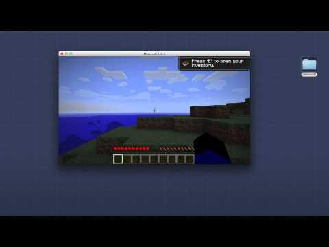 Installing Minecraft Forge 1.6.4 on Mac OS X 10.9.1