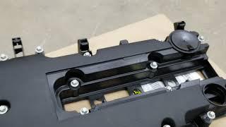 Chevy Cruze Intake manifold PCV valve fix kit V2