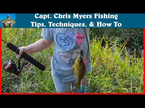 How toTeach kids to fish - Easy fishing with kids