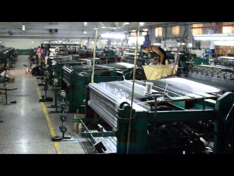 Stainless steel wire mesh manufacturing(stainless steel weaving machine)