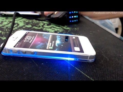 iPhone 5 Light Up Glowing Protective Case!