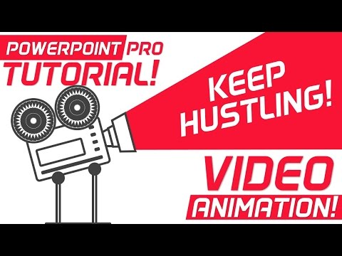 How To Create Camera animation on PowerPoint!Advanced PowerPoint Animation Tutorial | PowerPointPro