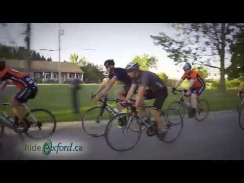 Ride Oxford (Drone) - Tourism Oxford 2016