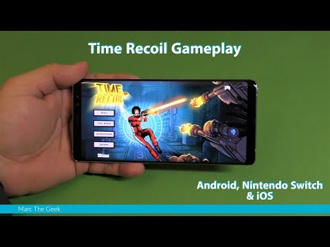 Time Recoil Gameplay (Android, Nintendo Switch & iOS)
