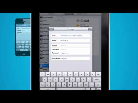 Setting up Webmail 2.0 on your iPhone or iPad