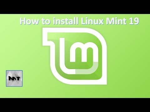 How to Install Linux Mint 19