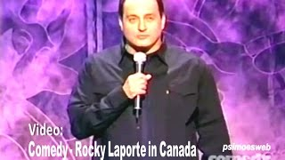 Rocky Laporte - Stand up Comedy