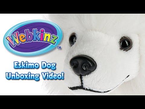 Webkinz Eskimo Dog Unboxing - NEW pet 2016!