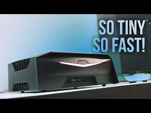 Silverstone RVZ04 - The Smallest High Performance PC We've Seen!