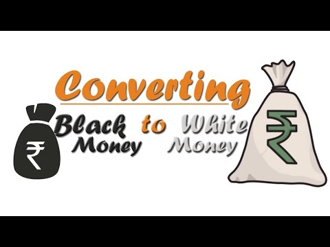 How to Legally Convert Black Money to White Money: Top 10 Ways