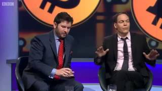 Max Keiser talks about Bitcoin and Litecoin on BBC Newsnight! All about digital currency