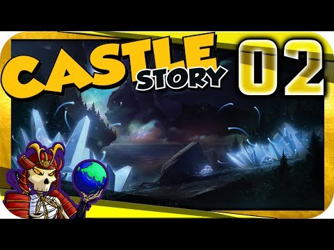Castle Story Early Access | Forging an Army | Let's Play Castle Story Gameplay