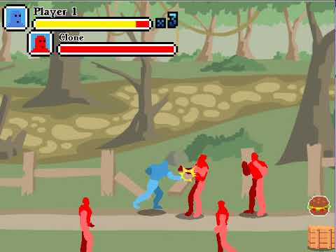 Fusion 2.5 Beat Em Up Engine On ClickStore