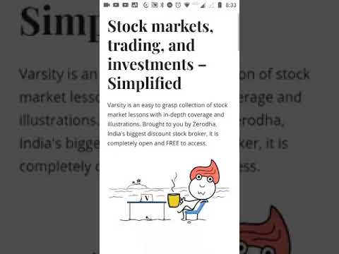 How to learn the basics of stock markets online for free?