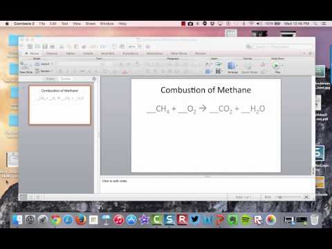 Snagit in the Classroom Examples - Writing on PowerPoint Slides