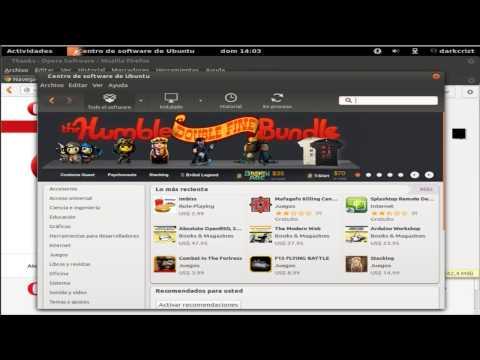 Como instalar Opera y Google Chrome en Ubuntu 13.04