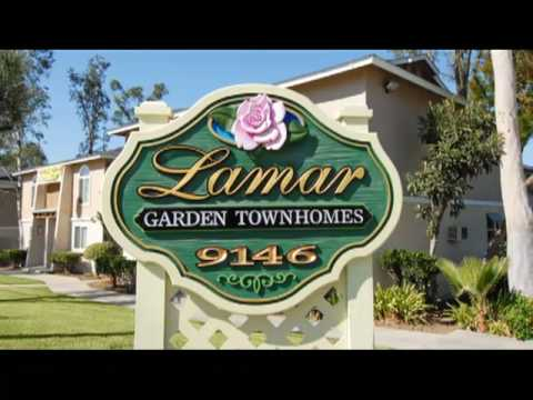 Lamar Gardens Townhomes - Apartments for Rent in San Diego, CA