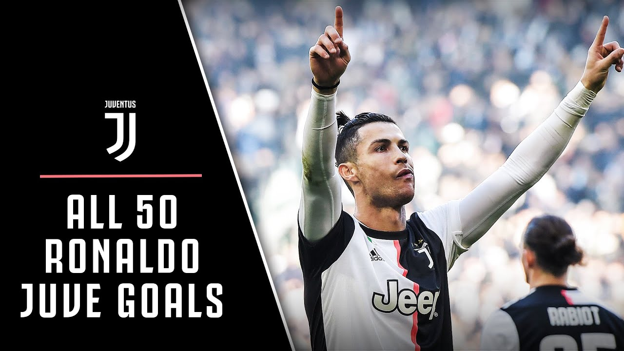 EVERY SINGLE Cristiano Ronaldo Juventus Goal!   CR7 to CR50
