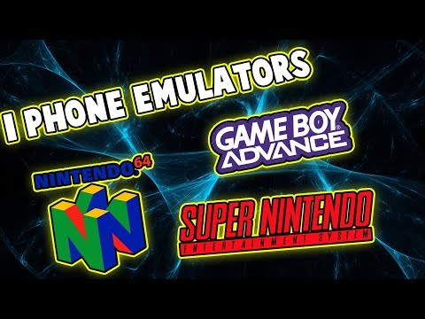 How to Install Game emulators on ios N64,GBA,NDS,and More!