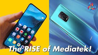 Redmi K30 Pro vs Redmi 10X Pro 5G - The RISE of Mediatek!