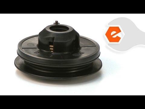 Trimmer Repair - Replacing the Starter Pulley (Ryobi Part # 308374001)