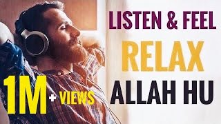 Zikr Allah Hu,Listen & Feel Relax,Best for sleeping , Background Nasheed vocals only ,2hour