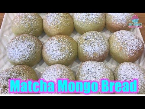 Matcha Mongo Bread