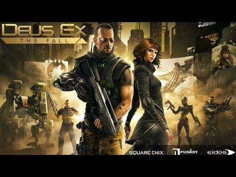 Deus Ex: The Fall v0.0.22 [Créditos, Experiencia & Munición Ilimitada] [Excelente Nuevo Juego de Acción] [ACTUALIZADO]
