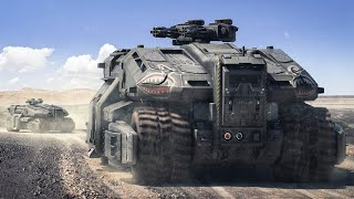 10 BEST ARMORED PERSONNEL CARRIERS IN THE WORLD