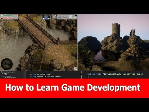 How To Learn Game Development