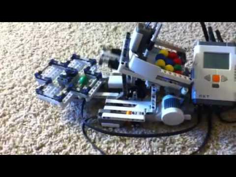 Lego Mindstorms Color Sorter