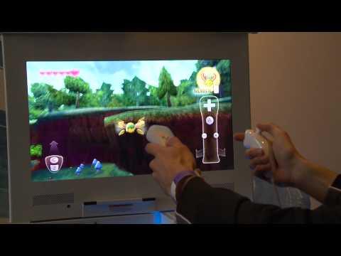 The Legend of Zelda: Skyward Sword Demo 4 - E3 2010