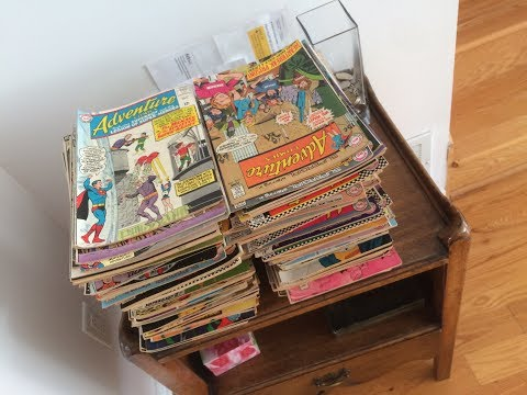 How to Sell a Vintage Comic Collection PART ONE | Sell My Comic Books