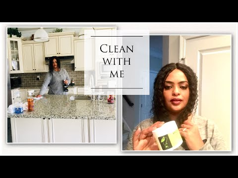 Clean With Me My Entire House; Extreme Deep Cleaning Winter Edition ግቡእ ፅሬት ገዛ ኣብ ቁሪ ጊዜ