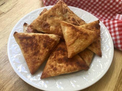 CRUNCHY BÖREK RECIPE WITH PRE-COOKED YUFKA - Amazingly delicious and so easy!