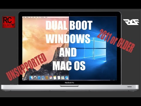 Dual-Boot Windows 10 On An Unsupported Mac (2011 or Older)[Tutorial] | RC Films