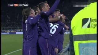 Fiorentina Juventus 2-1 15 Gennaio 2017 (commento Giovanni Sardelli)