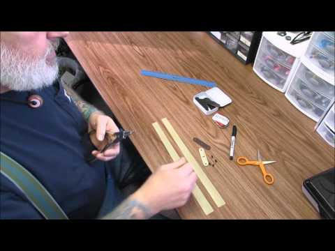 Build your own Slingshot Band Set with Randy Knapp