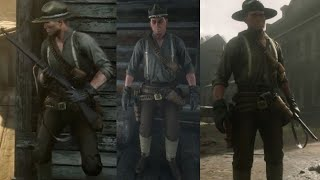 Red dead redemption 2 Army Outfits Videos - 9tube tv