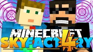 Minecraft: SkyFactory 4 -CRAINER DOES RITUALS?! [19]