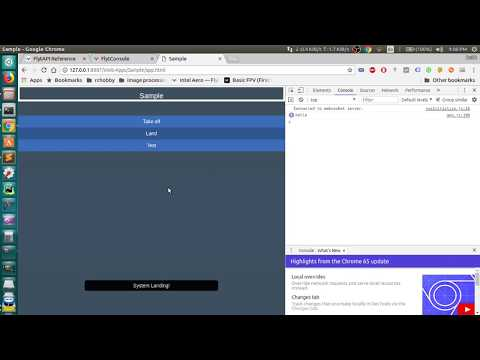 Drone Programming Using FlytOS | How to program a pixhawk drone