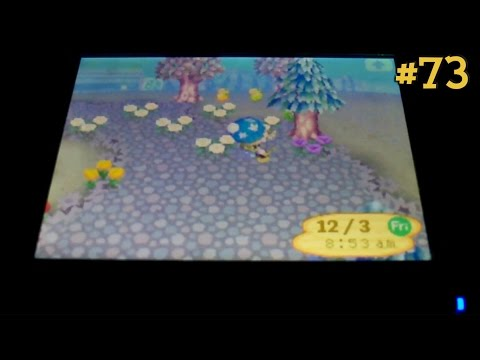 Animal Crossing: Wild World 100% - #73: Purple Roses!