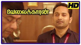 Velaikkaran Movie Scenes | Sivakarthikeyan tries to educate people on air | Nayanthara