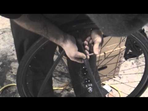 How to remove your wheel, tire, and tube on your Bicycle